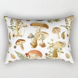 Mushroom Dreams Rectangular Pillow