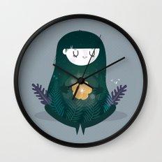 Love nature Wall Clock