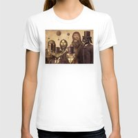 victorian T-shirts featuring Victorian Wars (A2 format)  by Terry Fan