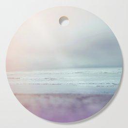 Ocean Pastel Cutting Board