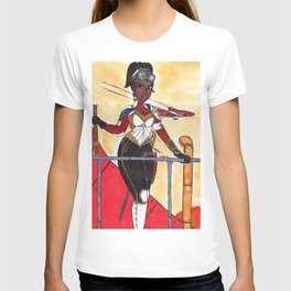 The Lady of The Air T-shirt