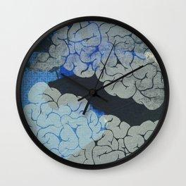 Fight or Flight I Wall Clock