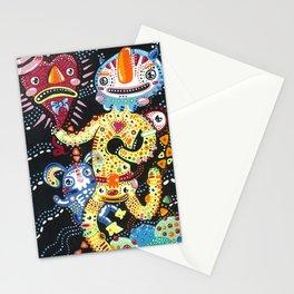 Happy Empty Stationery Cards