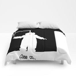 IT - Penniwise (black) Comforters