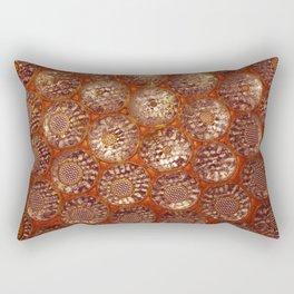 Resonancia interior II Rectangular Pillow