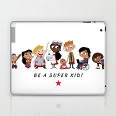 Be A Super Kid! Laptop & iPad Skin