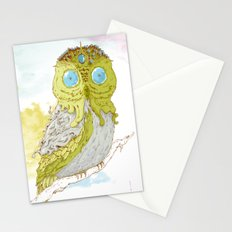 Bubowl Stationery Cards