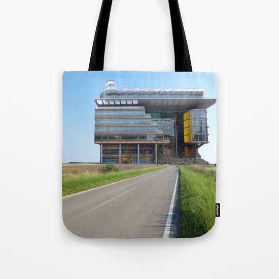 Surreal CityLand Collage 2 Tote Bag