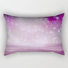 Etherial Planet Rectangular Pillow