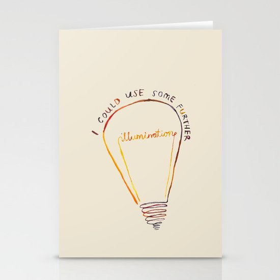 Lizzie Bennet #1 Stationery Cards