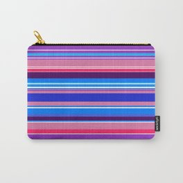 Stripes-019 Carry-All Pouch