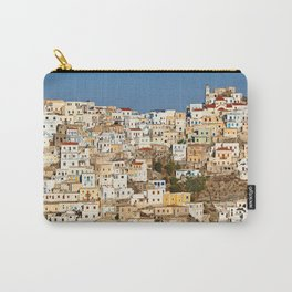 Olympos is a village of unbelievable beauty in Karpathos, Greece Carry-All Pouch
