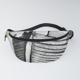 An old wreck Fanny Pack