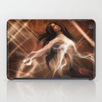 women iPad Cases featuring Women by Susann Mielke
