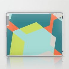 Hex - Teal Laptop & iPad Skin