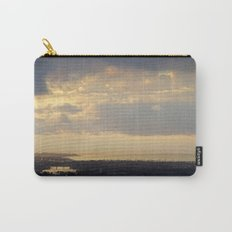 Sunrise Over South Long Beach Carry-All Pouch
