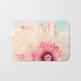 Pastel poppy Bath Mat