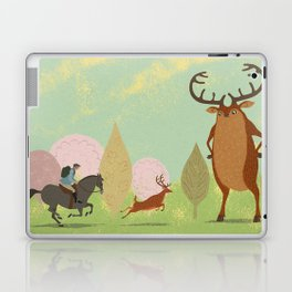 Deer God Laptop & iPad Skin