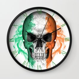 To The Core Collection: Ireland Wall Clock