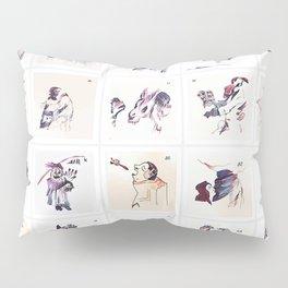 Collection Portrait ~ Los Caprichos Pillow Sham
