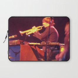 Dev Hynes on the Trumpet Laptop Sleeve