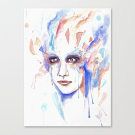 The jest Canvas Print