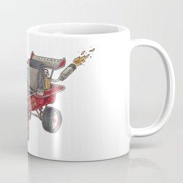 The Dragon Wagon Coffee Mug