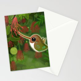 Humming Bird of Patagonia Stationery Cards