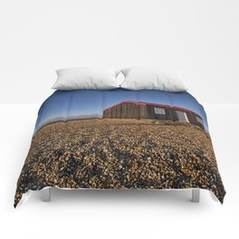 The Red Hut Comforters