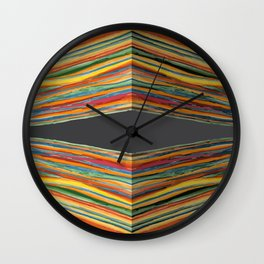 looking through Wall Clock
