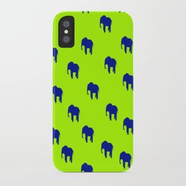 The Little Elephant 2 iPhone Case