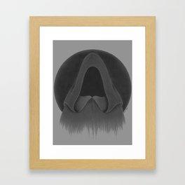 Simple Reaper 2 Framed Art Print