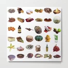 Select Oobites From Year Two, Large Metal Print
