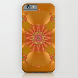 Abstract 388 iPhone Case