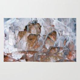 Mammoth Hot Springs Yellowstone Rug