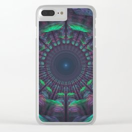 Tunnel Clear iPhone Case