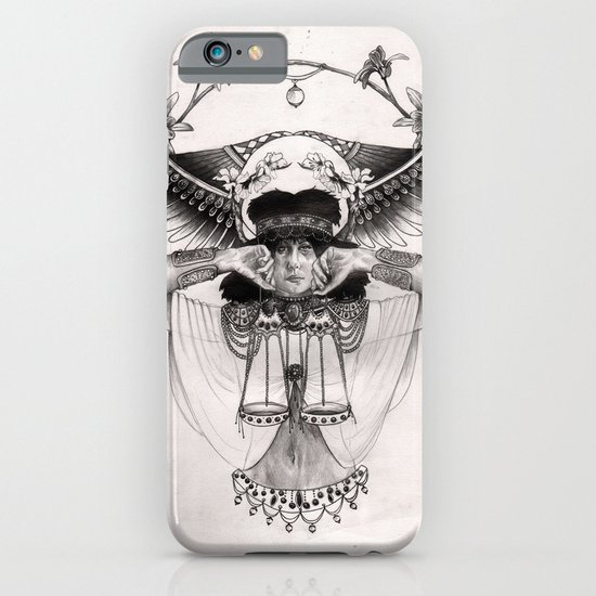 L I B R A  iPhone & iPod Case