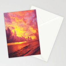 Setting Stationery Cards