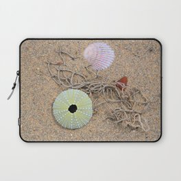 Shells & Sand Laptop Sleeve