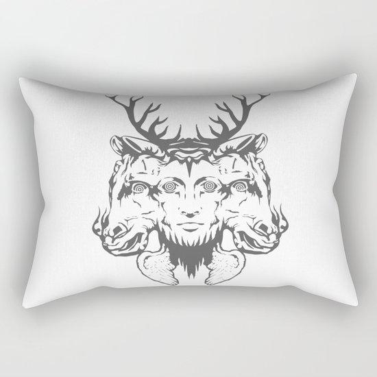 GOD II Rectangular Pillow