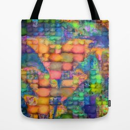 Breaking Bold Tote Bag