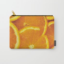 Orange Overload Carry-All Pouch