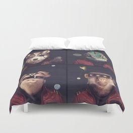Star Team - Pirates of Lylat Duvet Cover