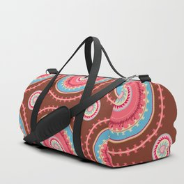 Suzani reinterpreted Duffle Bag