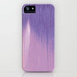 Purple Life iPhone Case