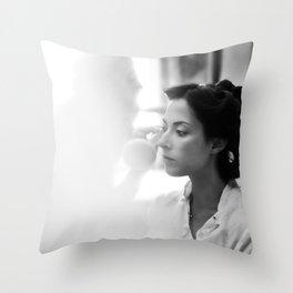 Wedding details_2 Throw Pillow