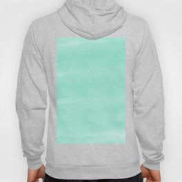 Chalky background - aqua Hoody