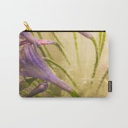 Agapanthus #12 Carry-All Pouch