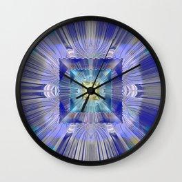 A Sense of Movement Meditation Portal Wall Clock