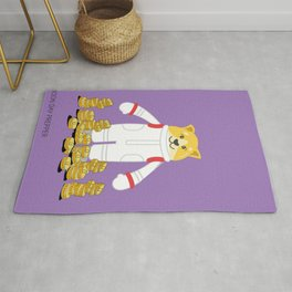 Cryptocurrency Dogecoin Rug